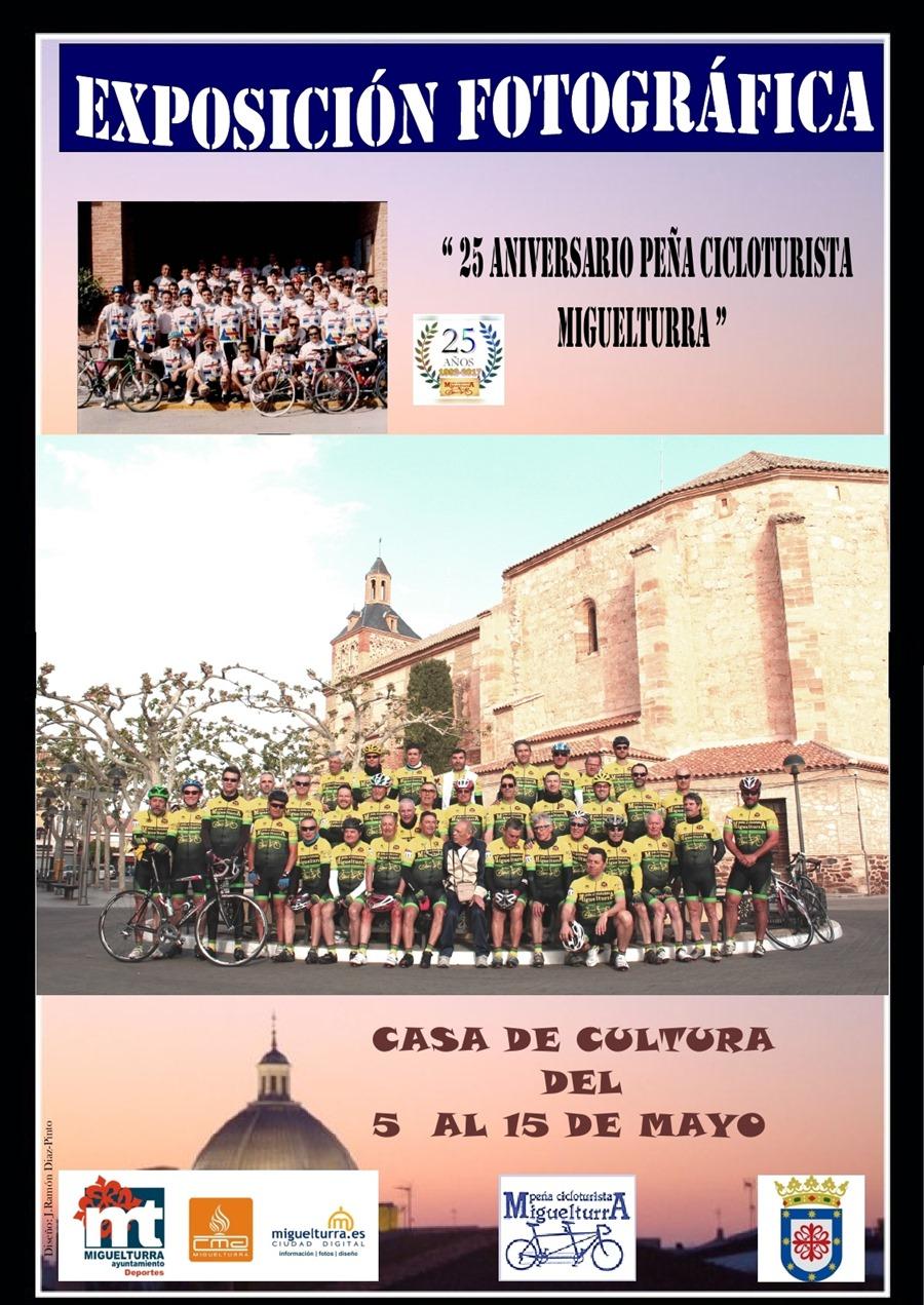 cartelexposicionfotograficapeniaciclistamiguelturramayo2017