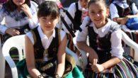 Cuatro colegios de Alcázar de San Juan participaron en la II edición de los Mayos Infantiles