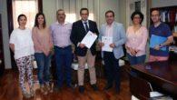 El ayuntamiento de Campo de Criptana firma un acuerdo con la asociación Mancha Norte para la puesta en marcha de un centro de Competitividad Empesarial