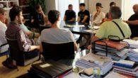 El Ayuntamiento reconoce el esfuerzo del Sporting de Alcázar y su ascenso a Primera Autonómica