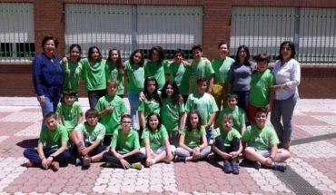 """El CEIP """"Santa Teresa de Jesús"""" de Calzada de Calatrava participa en un proyecto de inmersión lingüística"""