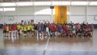 El deporte femenino vuelve a hermanar escuelas de Almodóvar del Campo y Puertollano