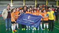 El fútbol Sala femenino infantil de Almadén se mete en la final regional