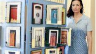 La artista visual calzadeña Gema Ruiz Espinosa expone en el Museo de la Ciudad de Mérida, en México, su compromiso con el patrimonio cultural