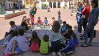 Niños y adultos de Almodóvar del Campo han conocido las claves para el correcto reciclaje del vidrio