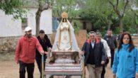 Torralba de Calatrava celebra la romería en honor a la Virgen Blanca, patrona de Campomojao