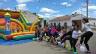 Un ambiente inmejorable y mucha animación en las fiestas de 'Las Tiñosillas', pedanía de Porzuna