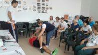 60 mayores de Navacerrada, La Viñuela y Villamayor de Calatrava aprenden técnicas de primeros auxilios