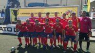 Celebrada en Puertollano la XIII Edición del Campeonato de España de Fútbol 7