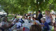 Cerca de 400 encajeras procedentes de toda España se dan cita en Almagro