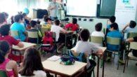 """Clausurado el taller """"Agricultura sostenible en el aula"""", impartido en La Solana"""