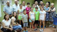 El centro de mayores de La Solana acoge una jornada de convivencia de abuelos y nietos