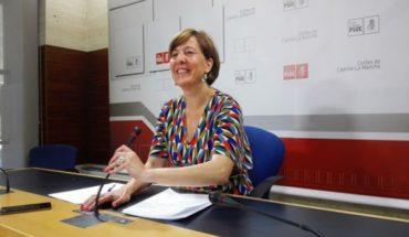 El PSOE pide a los grupos parlamentarios unidad para defender el Tajo y el Guadiana