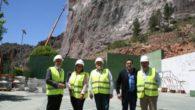Este viernes se reabre al tráfico la CM-3203 a la altura de la localidad albaceteña de Ayna