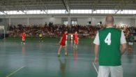 Intenso y espectacular maratón de fútbol sala en Villarrubia de los Ojos con participación de 200 jugadores de 7 localidades