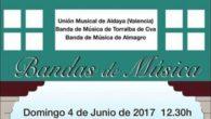 La Antigua Universidad Renacentista de Almagro acoge el Festival Nacional de Bandas de Música