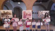 La Asociación Arteaga Alfaro expone en la Alhóndiga de Villanueva de los Infantes las obras del alumnado del Taller de Pintura