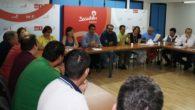 """La Ejecutiva Provincial del PSOE de Ciudad Real """"muy satisfecha"""" con los dos años de legislatura regional de Emiliano García-Page"""