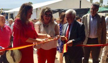 Miguel Ángel Rodríguez participa en la inauguración de la X Feria Agropecuaria y Turístico Comercial de Agudo