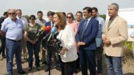 """Monroy destaca la """"importante mejora"""" que supondrá la rehabilitación de carretera CR-4116 hasta Villamayor que posibilita la Diputación Provincial"""