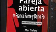 'Pareja abierta' llega este sábado, con entrada gratuita, al Centro Cultural rabanero