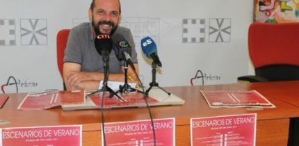 Presentados los Escenarios de Verano de Alcázar de San Juan que tendrán 24 espectáculos