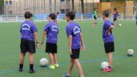 150 niños y niñas de Alcázar y su comarca participan en el Campus de Fútbol de verano