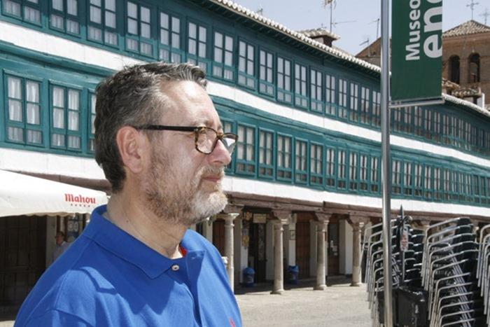 Luis Maldonado portavoz del primer partido de la oposición en el ayuntamiento de Almagro