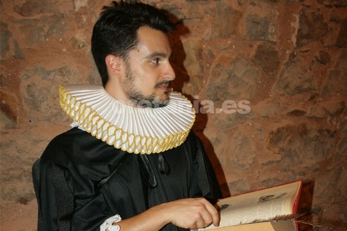 Miguel de Cervantes tomó buena nota de lo acontecido en el Castillo de Calatrava La Nueva