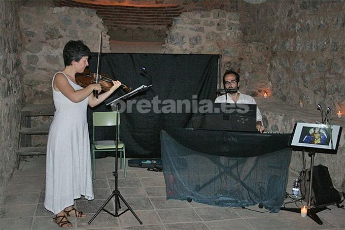 Una delicia musical escuchar 'Il Paranasso Musicale - María Huertas', con la magía del violín