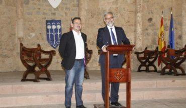 Aldea del Rey y La Solana, los dos primeros municipios en adherirse al proyecto 'Banco Literario' que el Grupo Oretania ha puesto en marcha