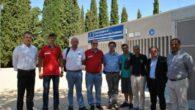 Bomberos de Chile se interesan por el funcionamiento del dispositivo de extinción de incendios forestales de Castilla-La Mancha