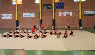 Buena acogida del II Campus de Gimnasia Rítmica de la Escuela Municipal de Alcázar