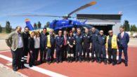 Castilla-La Mancha, a la vanguardia internacional en la atención de las urgencias y emergencias con medios aéreos