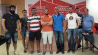 CCOO-Industria constituye la Coordinadora provincial de Energías Renovables de Ciudad Real