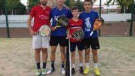 Celebrado con éxito el V Maratón de Pádel en Torralba de Calatrava