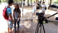 El alumnado del taller de cine de Rosebud en Alcázar de San Juan finaliza su actividad con el rodaje de un cortometraje