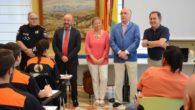 El Ayuntamiento de Tomelloso acoge un curso básico de voluntarios de Protección Civil