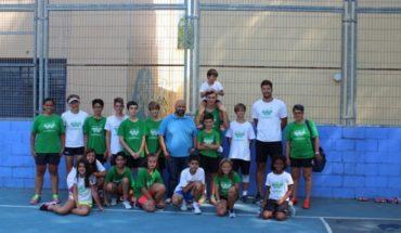 El campus Multideportes de Alcázar de San Juan muestra a los niños deportes menos comunes