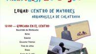 El Centro de Mayores  de Argamasilla de Calatrava alberga actividades este miércoles con motivo del Día Internacional de los Abuelos