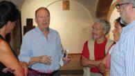 El escritor Ignacio Gómez de Liaño puso el broche de oro a las Jornadas Literarias de Villanueva de los Infantes