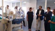 El Gobierno de Castilla-La Mancha invierte 1,1 millón de euros en el Hospital Santa Bárbara de Puertollano en los dos últimos años
