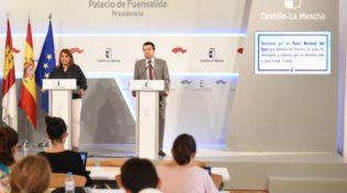 El Gobierno de Castilla-La Mancha sostiene la máxima de no permitir ningún nuevo trasvase, sea de la cuenca del Tajo o de la del Júcar