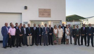 El Gobierno regional aplaude la experiencia de integración de las cooperativas de Tomelloso y Arenales de San Gregorio en Virgen de las Viñas