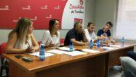 """El PSOE de Tomelloso convencido de que los Presupuestos de 2017 """"continuarán con la tendencia de desarrollo y progreso que se vive en la localidad"""""""