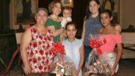 """Familias de Almodóvar acogen este verano a dos niñas saharauis, dentro del programa """"Vacaciones en Paz"""""""