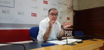 """Fernando Mora: """"Mientras el gobierno da soluciones a los ciudadanos, el PP se radicaliza y se instala en la ira permanente"""""""