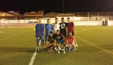 Finaliza la X Liga Comarcal de Fútbol-7 de Villanueva de los Infantes