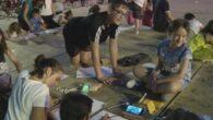 Gran éxito de participación y calidad en el Certamen de Dibujo Infantil Nocturno celebrado en Alcázar de San Juan