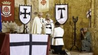Importantes organizaciones herederas de las órdenes medievales asistirán este sábado en Aldea del Rey a los nuevos nombramientos de Caballero y Damas